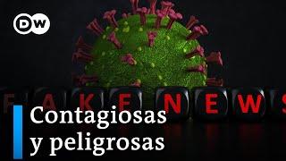 Cientos de personas murieron por noticias falsas en pandemia