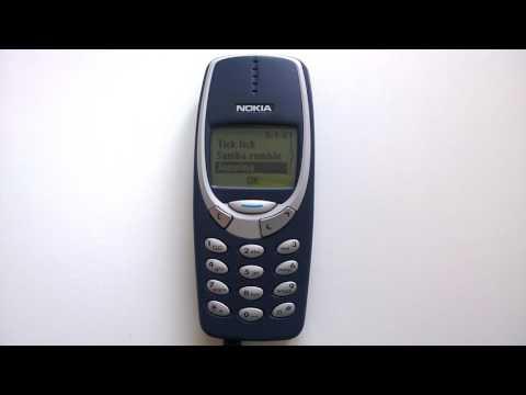 Nokia 3310 ringtones