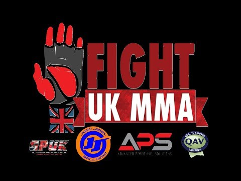 Fight UK MMA - Chace Griffin VS Josh Mottram | Armature Flyweight Title Fight