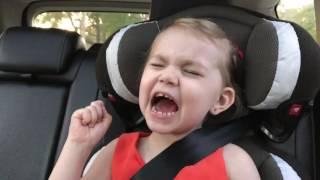 ajr weak by kid in car caught her singing in the backseat