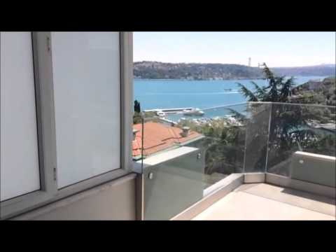 TURKEY HOMES - Penthouse for Sale at Tarabya / ISTANBUL (IST731PENT)
