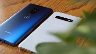 OnePlus 7 Pro vs Galaxy S10+: Closing the gap