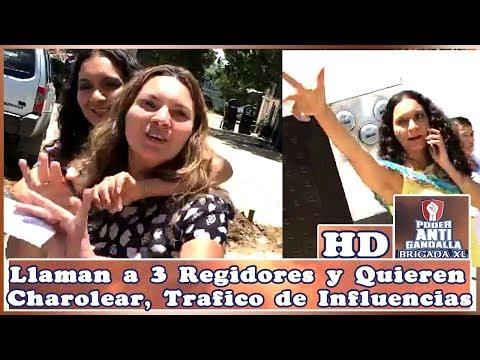 Llaman a 3 Regidores y Quieren Charolear, Trafico de Influencias en Oaxaca #TourAntiMostrenco