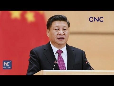 Xi's Diplomacy:A Shared Future