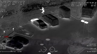 Bellevue Car Theft Suspect Can't Outrun Police Helicopter (and More)