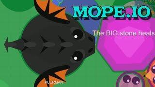 Эпический камень mope.io