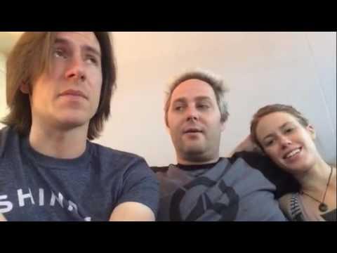 Matt, Marisha & Taliesin Q&A & Critmas on periscope [Spoilers E60]
