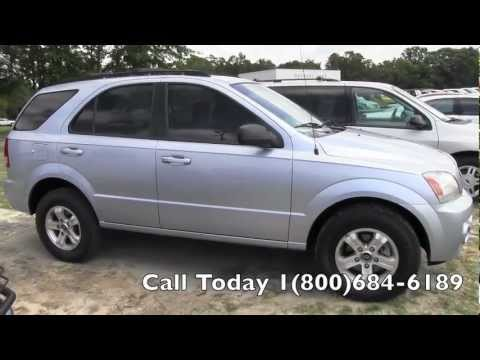 2004 Kia Sorento LX Charleston Car Review Videos * Carfax 1 Owner For Sale  @ Ravenel Ford SC