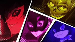 """PERSONA 5 the Animation OP/Opening 2 - """"Dark Sun..."""" by Lyn [Version 3.0 TV Edition]"""