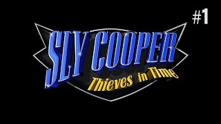 Twitch Livestream | Sly Cooper: Thieves in Time Part 1 [PS3]