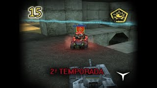 15.Apii y su bandera (Tanki Online - Temporada 2) // Gameplay