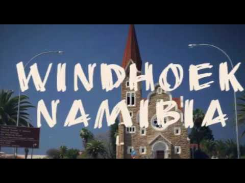 WINDHOEK  - CAPITAL CITY OF NAMIBIA