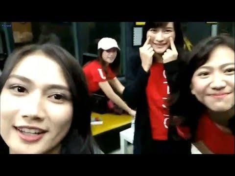 JKT48 at Trax FM (20 Maret 2018)