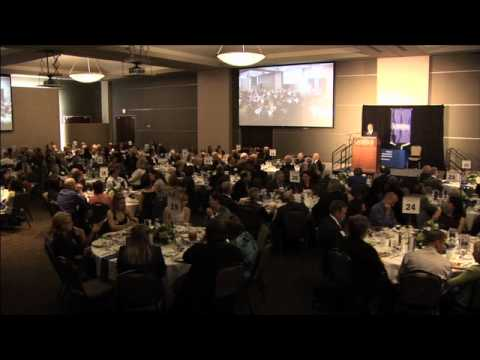 2010 School of Pharmacy and Health Professions Alumni Dinner