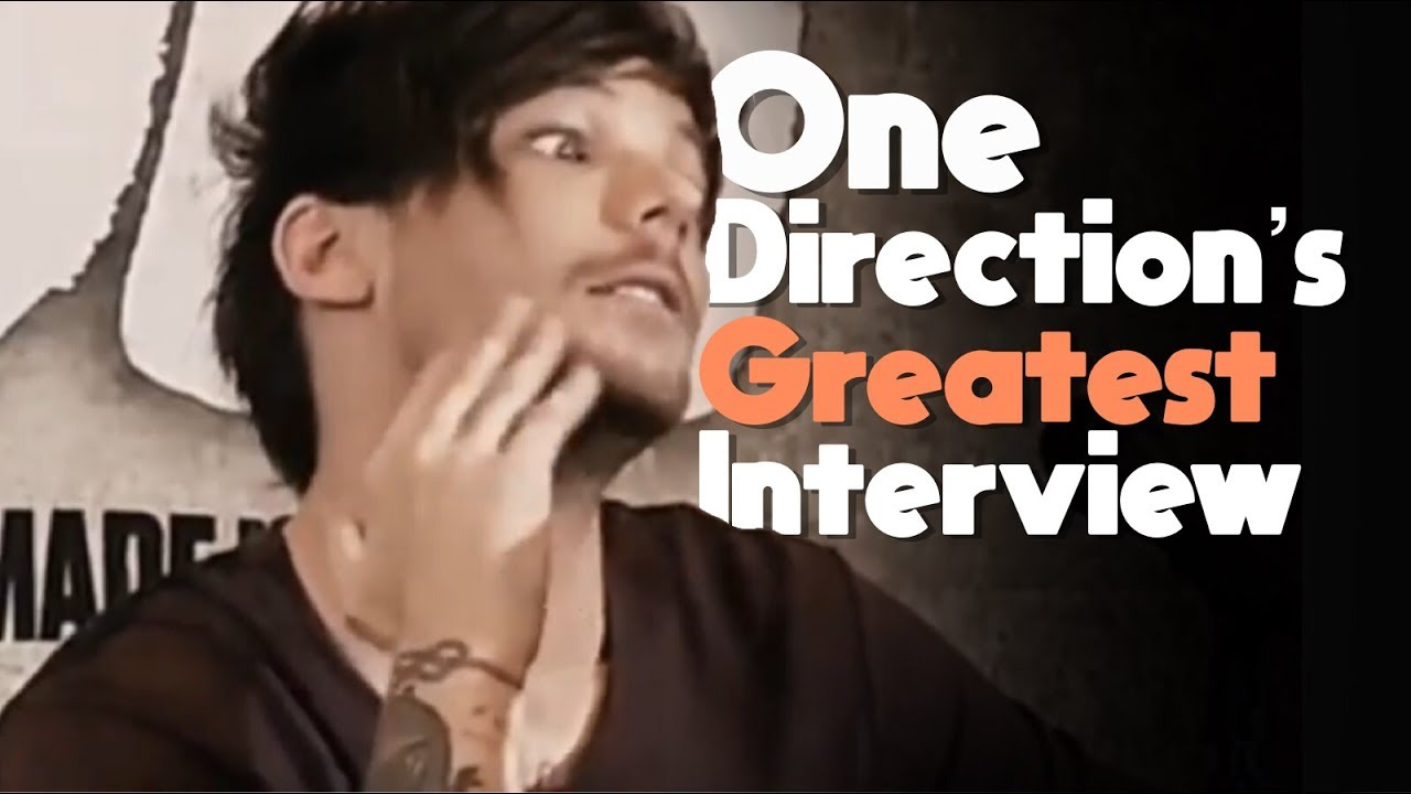 Download One Direction's Greatest Interview (Without Zayn)