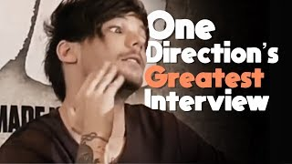 one directions greatest interview without zayn