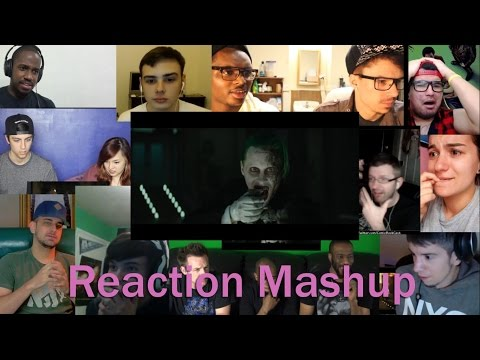 Suicide Squad -  Blitz Trailer UK REACTION MASHUP