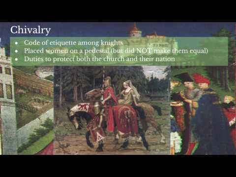 AP World History Period 3 Medieval Europe Part II YouTube