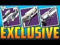 Destiny 2 STRIKE EXCLUSIVE UNIQUE WEAPONS CONFIRMED mp3