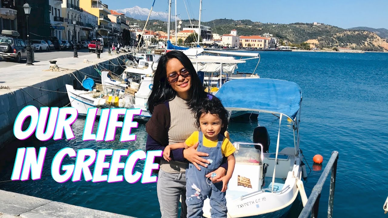The TRUTH about LIVING IN GREECE | First Months in Greece