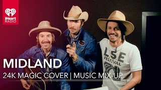 """""""24k Magic"""" Country Cover by Midland 