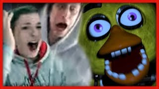FIVE NIGHTS AT FREDDY'S S FÍLOU! 😱