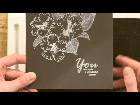LIMITED EDITION - THINKING OF YOU - BOX PROJECT 2