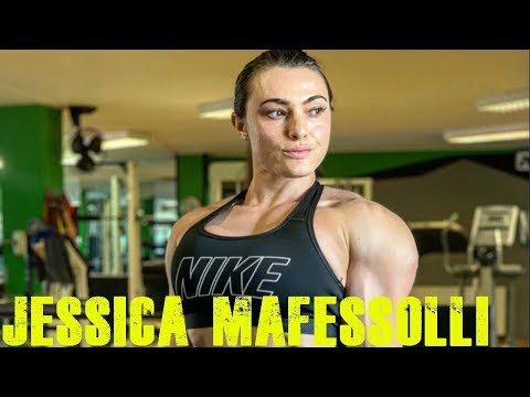 Female Bodybuilder jessica mafessolli | Female Bodybuilding