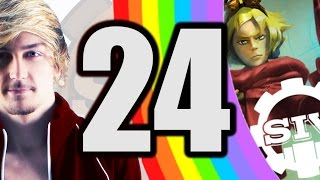 Siv HD - Best Moments #24 - The Red Ezreal