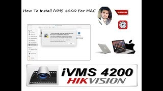 How to configure and install ivms 4200 client sofware videos