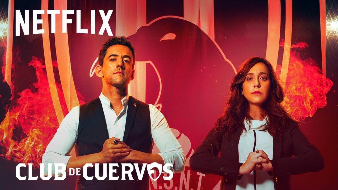 Club de Cuervos: Season 4 | Official Trailer [HD] | Netflix