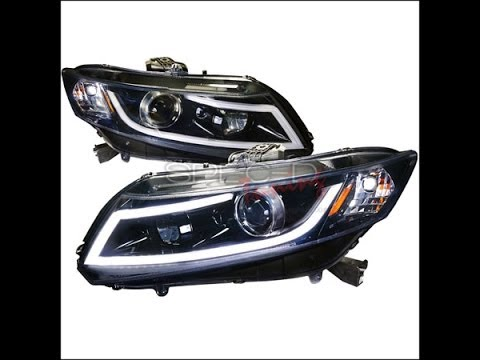 how to install 2012 honda civic led bar. Black Bedroom Furniture Sets. Home Design Ideas