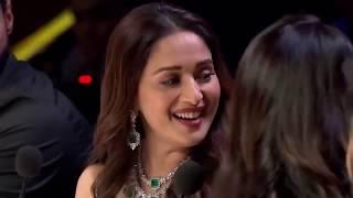 Akhiyan Milaun Kabhi Akhiyan Churaoon- Madhuri Dixit \u0026 Priyanka Chopra Amazing dance (Raja)