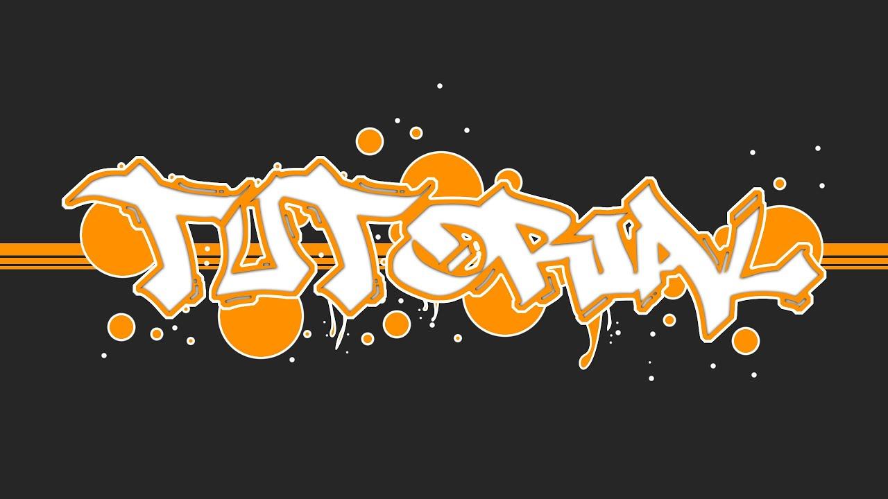photoshop tutorial 2 graffiti wallpaper erstellen youtube. Black Bedroom Furniture Sets. Home Design Ideas