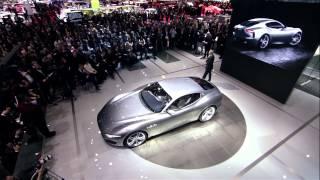 Maserati at Geneva Motor Show 2014