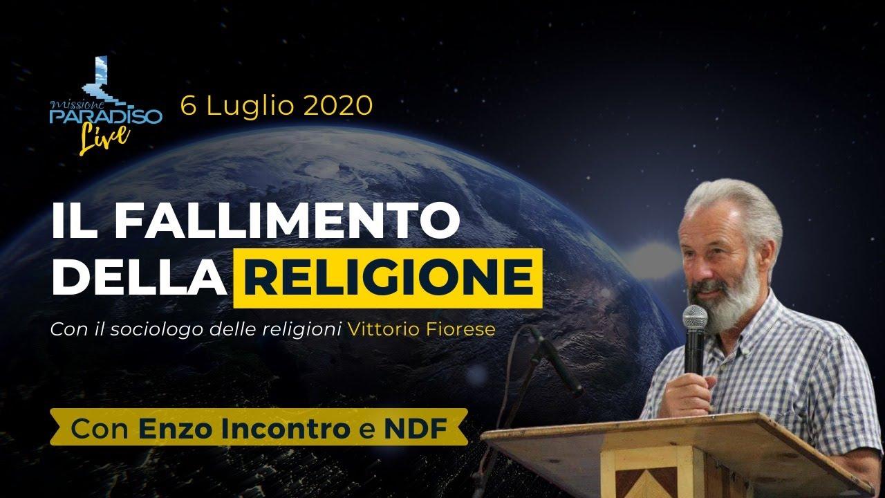 IL FALLIMENTO DELLA RELIGIONE