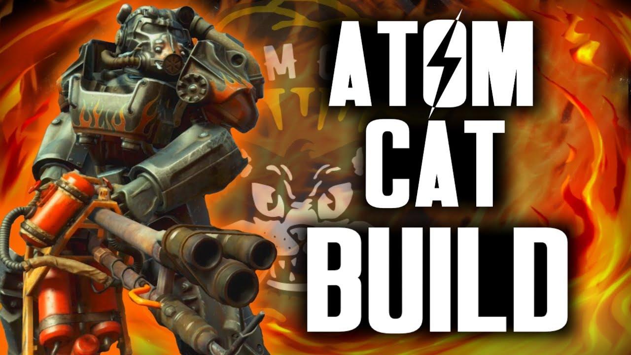 Fallout  Atom Cats Build