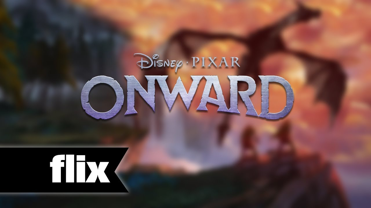 Disney Pixar - Onward - First Look: The Story & Cast (2020)