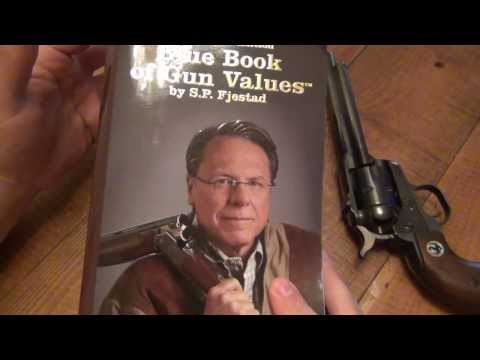 Book Review : Blue Book Of Gun Values