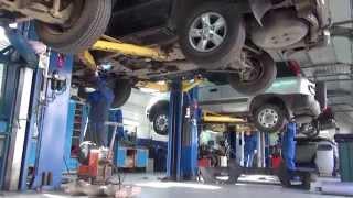 Катализатор на авто Toyota Land Cruiser. Катализатор Toyota Land Cruiser.ремонт и замена
