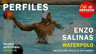 #PERFILES | Enzo Salinas | WATERPOLO