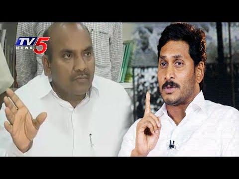 AP Minister Prathipati Pulla Rao Fires on YS Jagan   Intintiki Telugu Desam   TV5 News