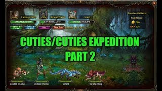 Wartune :- Cuties And Cuties Expedition Gameplay/Tips/Ideas/Strategies Part 2