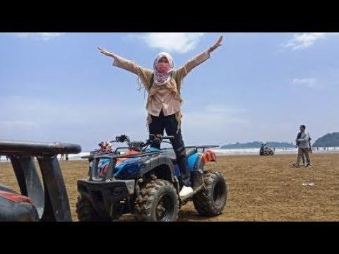 AIR MANIS BEACH PADANG, WEST SUMATERA, INDONESIA