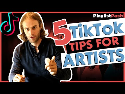 Top 5 Tips for Music Promotion on TikTok
