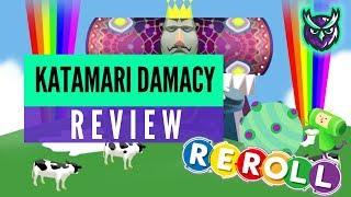 Katamari Damacy Reroll Switch Review (Keep Rollin