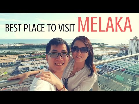 TOP 7 PLACES TO VISIT IN MELAKA CITY │Travel Malaysia Guide