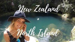 New Zealand Road Trip (North Island)