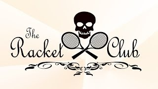 The Racket Club - Bostons finest tennis racket based band