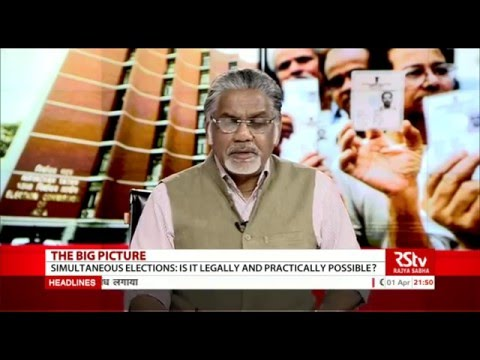 The Big Picture - Simultaneous elections: Is it legally and practically possible?